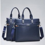korean style leather briefcase images